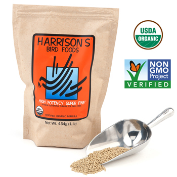 Harrisons Bird Foods High Potency Super Fine