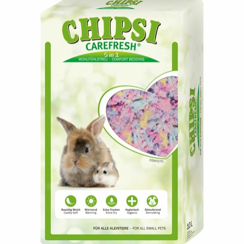 Chipsi Carefresh Color Confetti 10l
