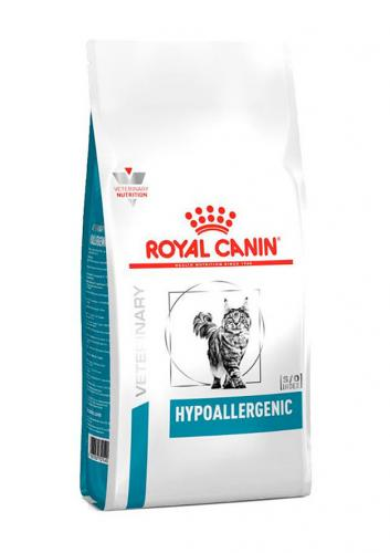 Royal Canin Veterinary Diet Derma Hypoallergenic Cat