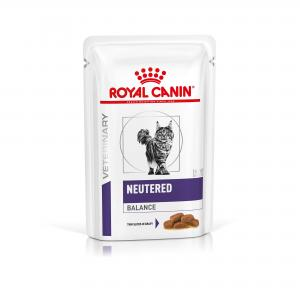 Royal Canin Veterinary Cat Neutered Weight Balance 12x85g