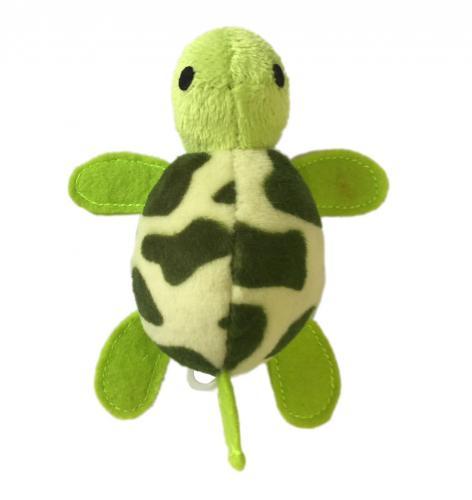 Dogman Kattlek Vibrerande Sköldpadda