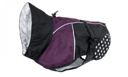 Non-stop Dogwear Beta Pro Raincoat Purple