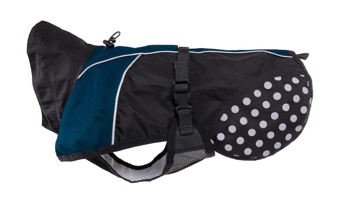 Non-stop Dogwear Beta Pro Raincoat Blue