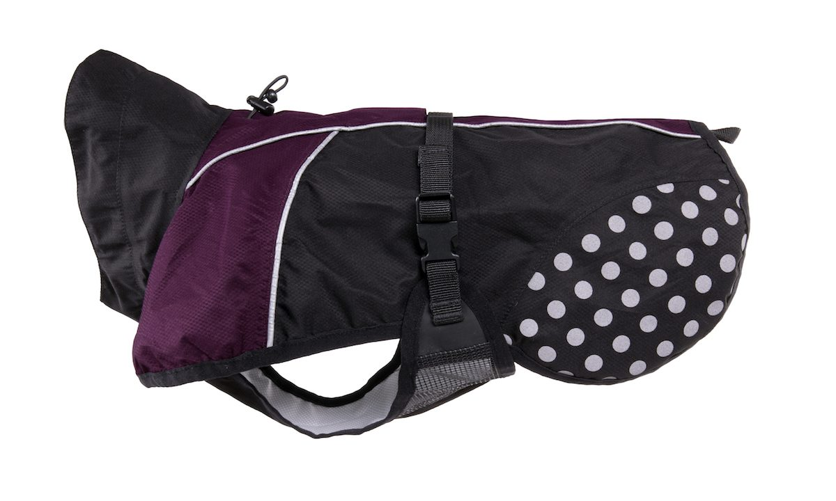 Non-stop Dogwear Beta Pro Raincoat Purple