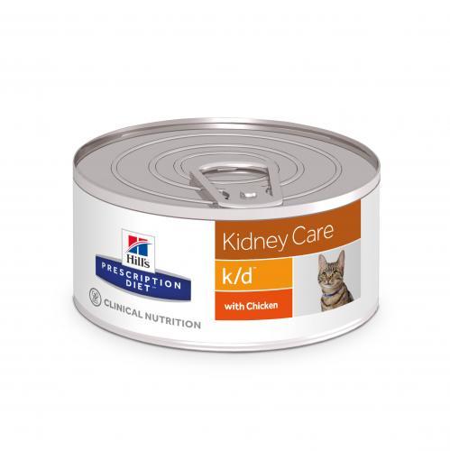 Hill's Prescription Diet Feline Renal Health k/d