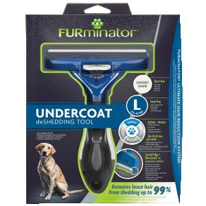 FURminator Undercoat deShedding Tool Large Dog Short Hair
