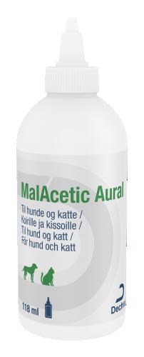 Dechra MalAcetic Aural Öronrengöring