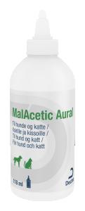 Dechra MalAcetic Aural Öronrengöring, 118 ml