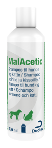 Dechra MalAcetic Schampo