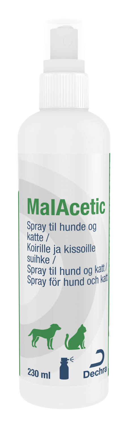 Dechra Malacetic Spraybalsam, 230 ml