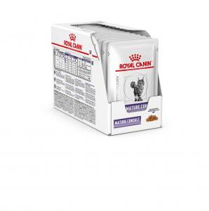 Royal Canin Veterinary Cat Mature Consult 12x85g