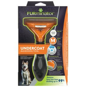 FURminator Undercoat deShedding Tool Medium Dog Short Hair