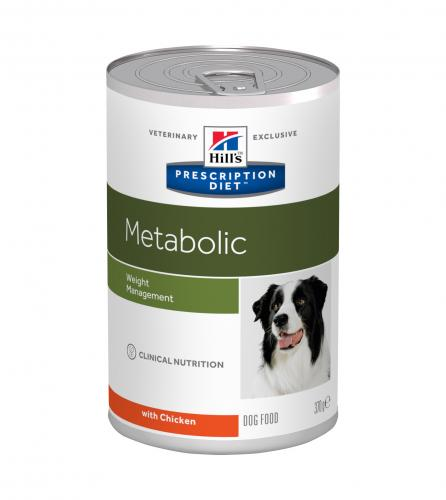 Hill´s Prescription Diet Metabolic Canine Original