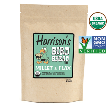 Harrisons Bird Bread Mix Millet & Flax