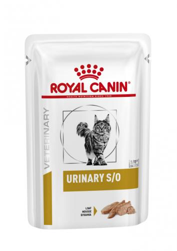 Royal Canin Veterinary Diet Cat Urinary S/O Loaf
