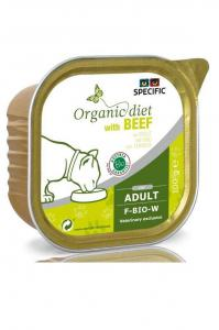 Specific Organic Diet With Beef F-BIO-W