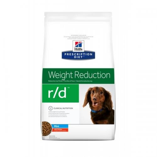 Hill's Prescription Diet r/d Canine Mini with Chicken