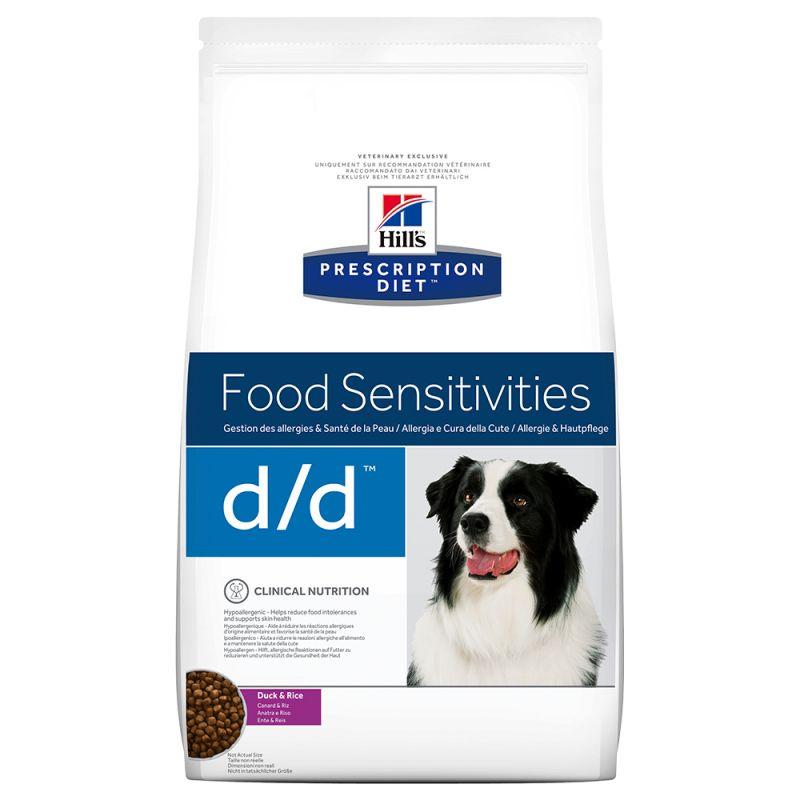 Hill´s Prescription Diet Canine d/d Duck & Rice