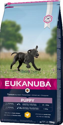 Eukanuba Dog Puppy Large