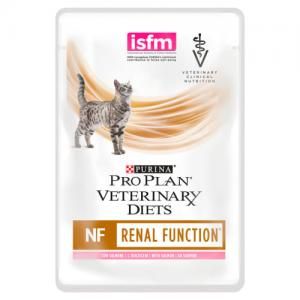 Purina Pro Plan Veterinary Diets Feline NF Renal Function Lax 10x85g