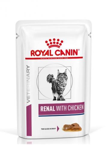 Royal Canin Veterinary Diet Cat Renal Chicken