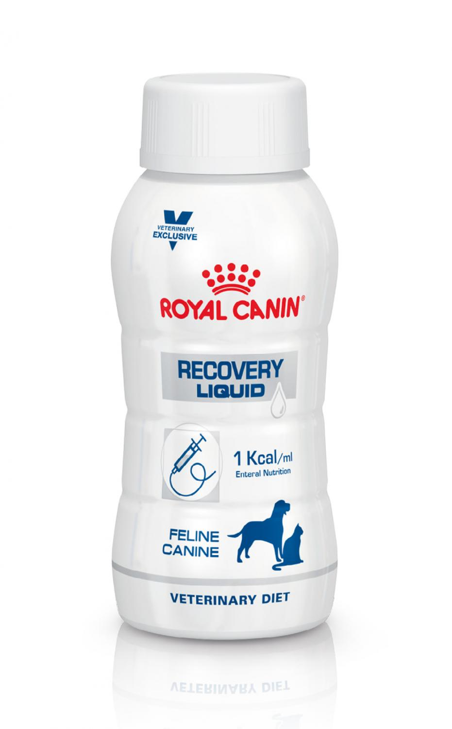 Royal Canin Veterinary Diets Recovery Liquid, 3 x 200 ml