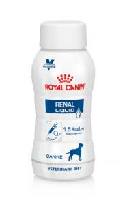 Royal Canin Veterinary Diets Renal Liquid Dog, 3 x 200 ml