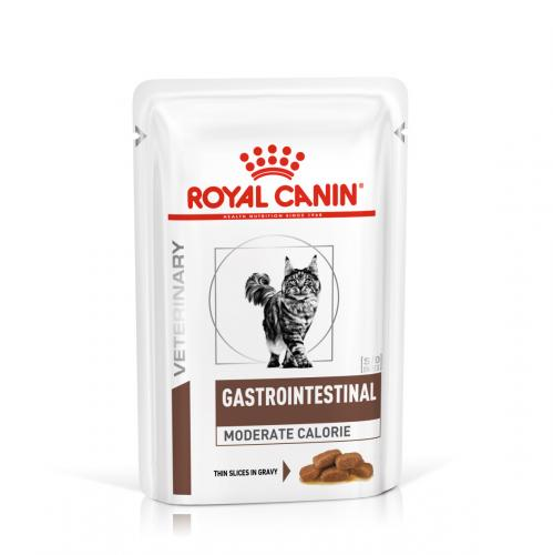 Royal Canin Veterinary Diet Cat Gastrointestinal Moderate Calorie Wet