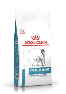 Royal Canin Veterinary Diet Dog Derma Hypoallergenic Moderate Calorie
