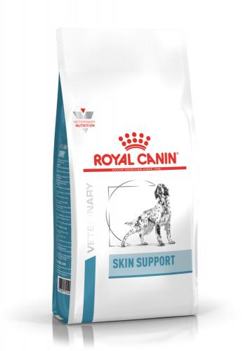 Royal Canin Veterinary Diet Dog Skin Support