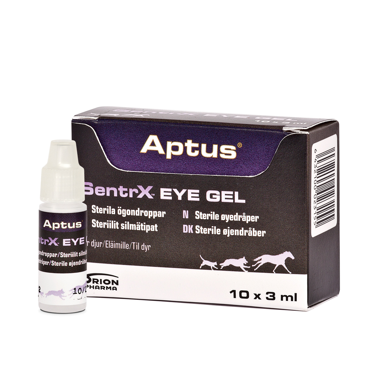 Aptus SentrX Eye Gel