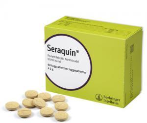 Seraquin 60 st, 2 g