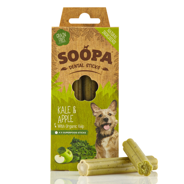 Soopa Sticks Kale & Apple 100g