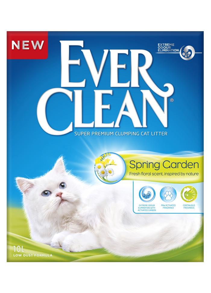 Ever Clean Spring Garden