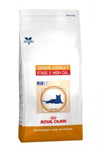 Royal Canin Veterinary Care Nutrition Cat Senior Consult Stage 2 High Calorie