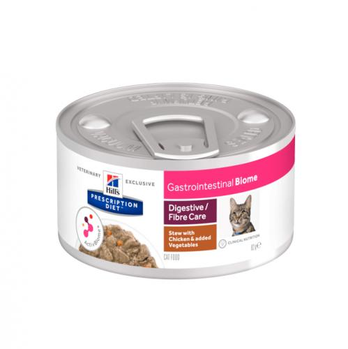 Hill's Prescription Diet Feline Gastrointestinal Biome Chicken & Vegetables