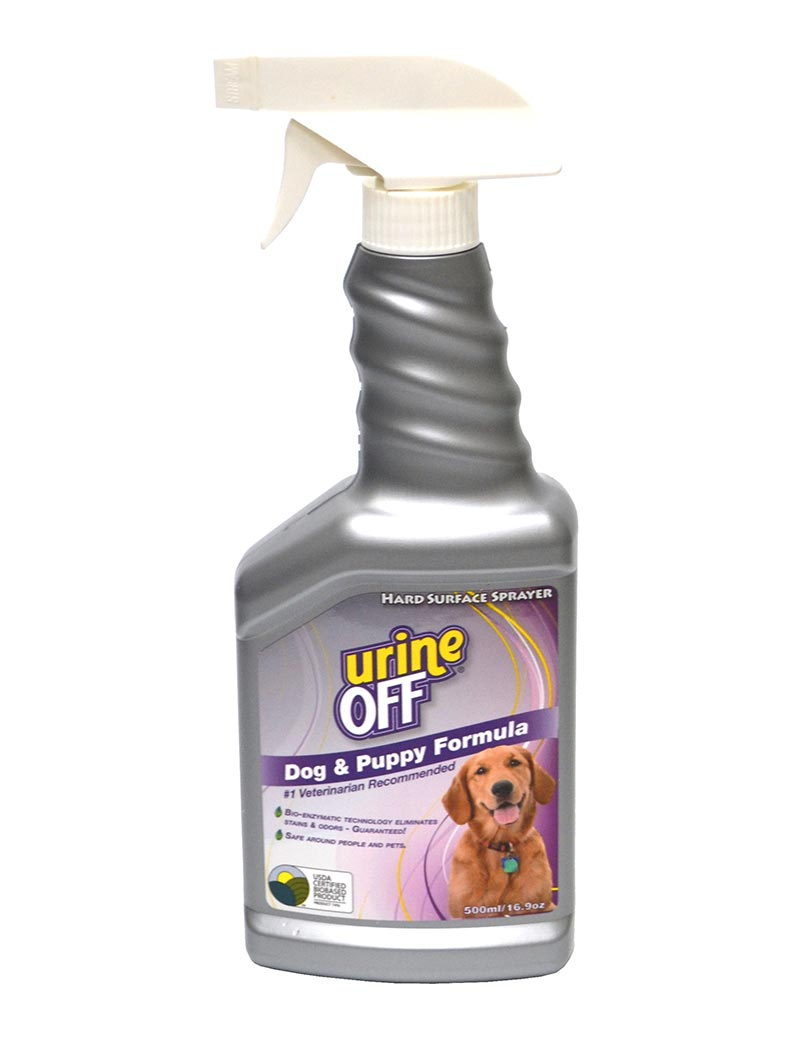 Urine Off Dog Spray