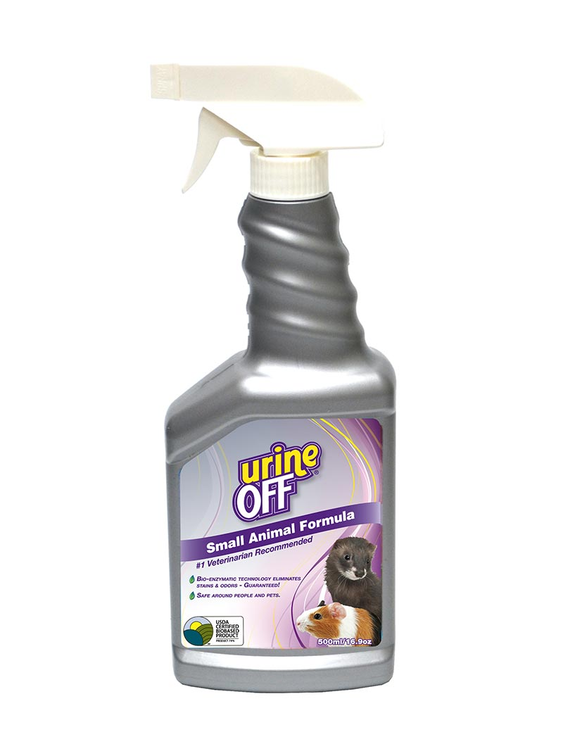 Urine Off Small Animal Spray, 500 ml