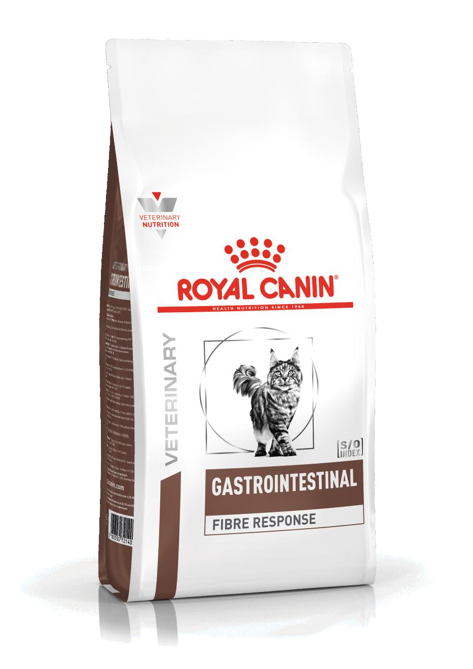 Royal Canin Veterinary Diet Cat Gastrointestinal Fibre Response