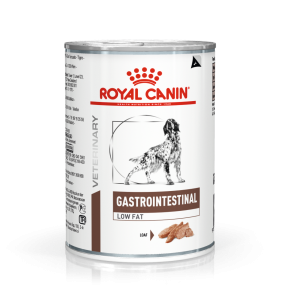 Royal Canin Veterinary Diet Dog Gastrointestinal Low Fat Loaf Wet