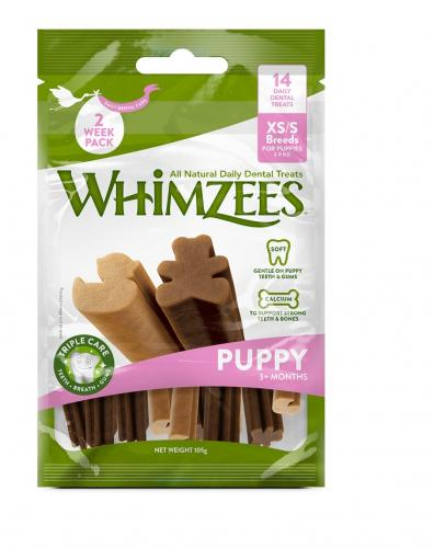 Whimzees Puppy XS/S Påse