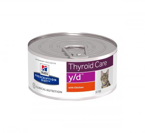 Hill's Prescription Diet y/d Feline
