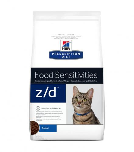 Hill's Prescription Diet Feline Z/D Low Allergen