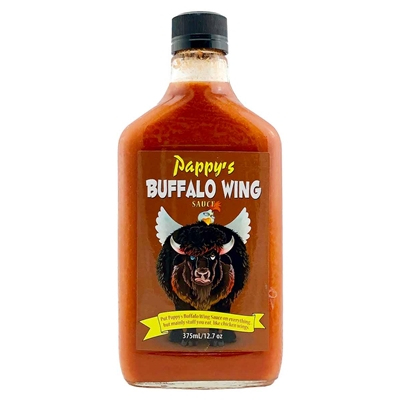 Pappy's Buffalo Wing Sauce 375 ml