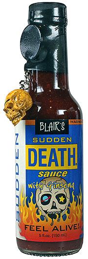 Blair S Sudden Death Hot Sauce 150ml