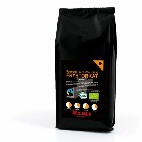 Frystorkat Fairtrade & KRAV 250 g