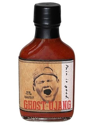 ​Pain is Good Ghost-Ujang Hot Sauce​