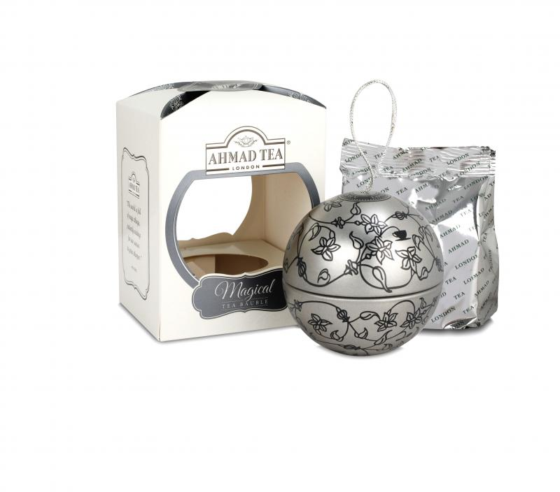 MAGICAL TEA BAUBLES Earl Grey​​ 30gr