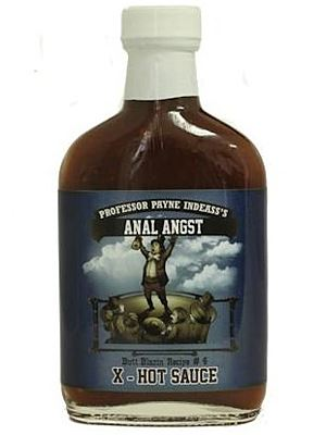 ​Anal Angst X-Hot Hot Sauce​