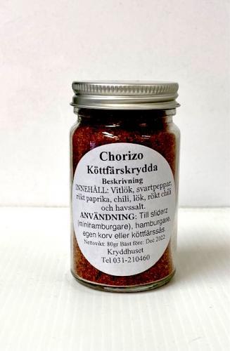 Chorizo Köttfärskrydda 80gr
